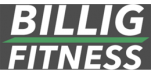 Billige fitness logo