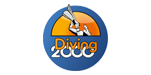 Diving2000 logo