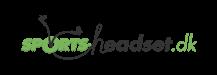 Sports headset logo